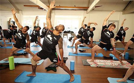 yoga  pilates for men  my wellbeing